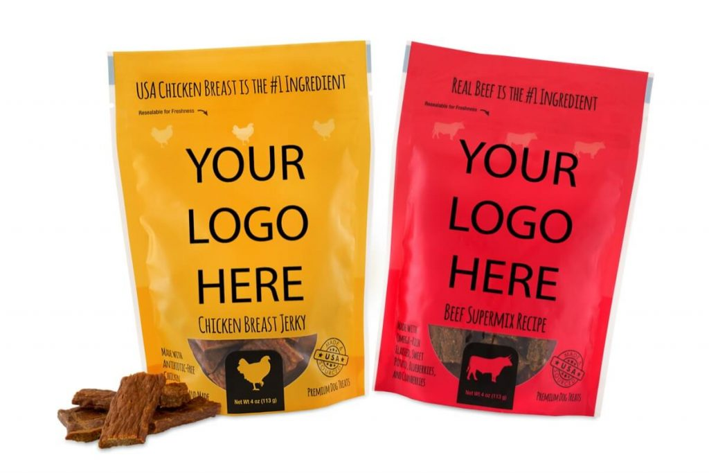 Plant Based Meatless Jerky for Dogs