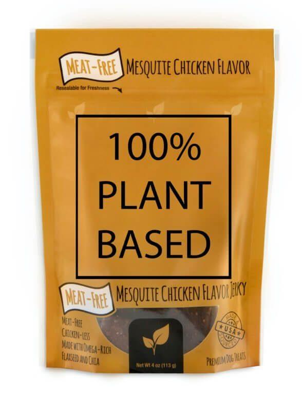 Chicken Plant Based Dog Treats