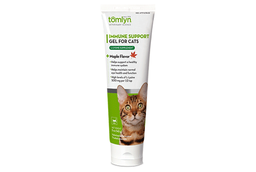 Immune Support Gel for Cats