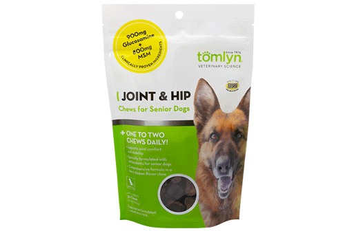 Joint Hip Chews for Senior Dogs