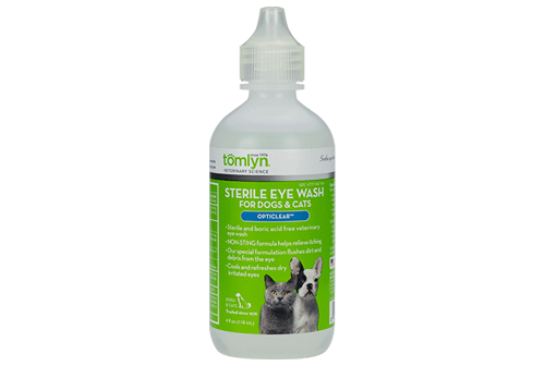 Eye Care for Cats and Dogs