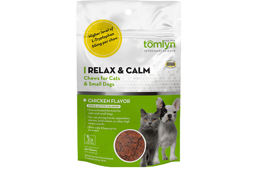 Calming Relaxing Cat Treats