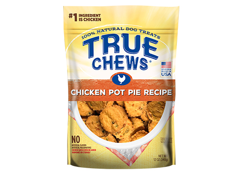 Chicken Pot Pie Dog Treats
