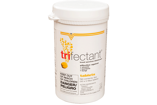 Trifectant Tablets
