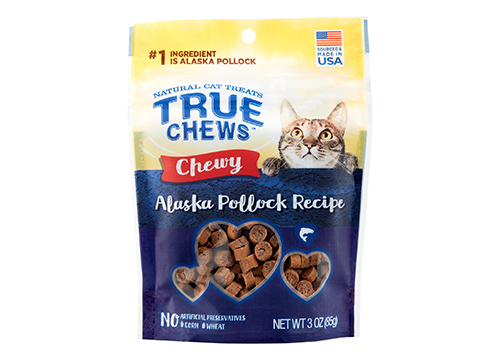 Cat Chewy Treats Natural