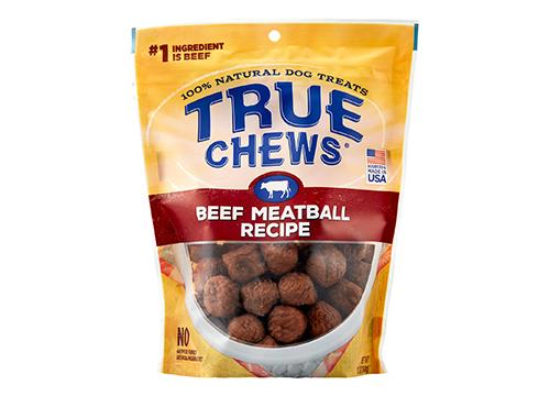 Meatball Dog Treats Natural