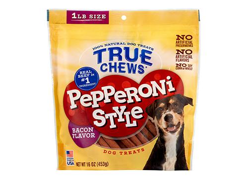 Pepperoni Dog Treats Healthy