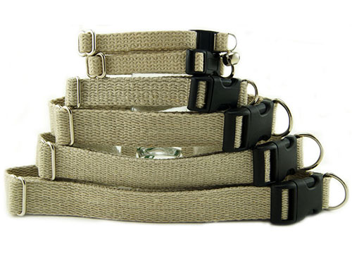 Hemp Dog Collars Hemp Cat Collars