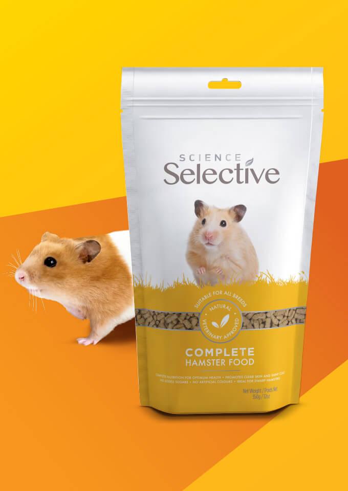 Wholesale Hamster Food